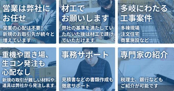 東京都 立川 住宅基礎工事会社