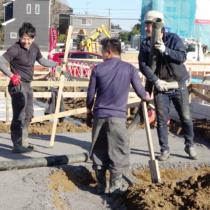 東京の基礎工事 協力会社募集